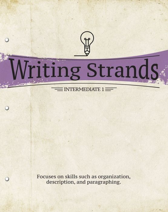 Writing Strands: Intermediate 1 (Download)