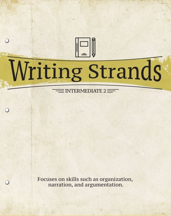 Writing Strands: Intermediate 2