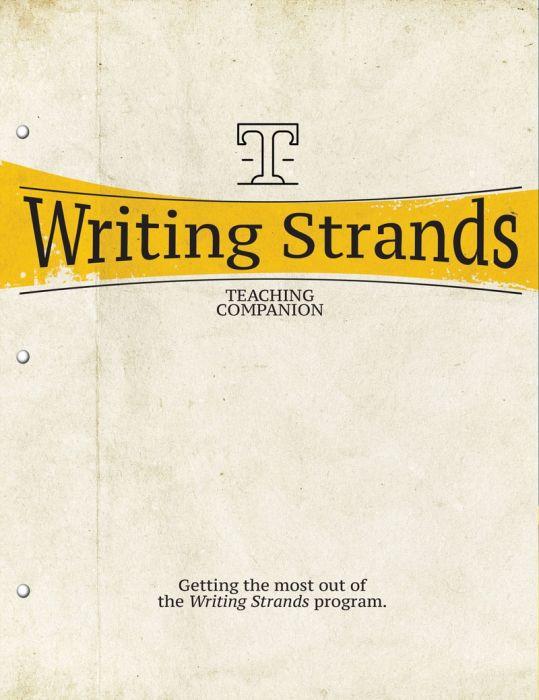 Writing Strands: Teaching Companion (Download)