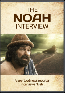 The Noah Interview (DVD)