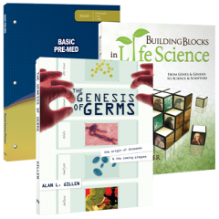 Basic Pre-Med (Curriculum Pack)