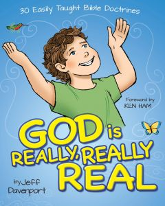 God is Really, Really Real (Download)