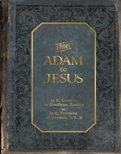 From Adam to Jesus