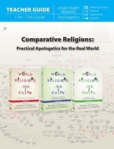 Comparative Religions (Teacher Guide - Download)