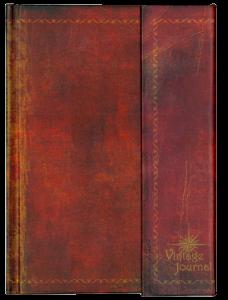 Men's Professional Vintage Journal