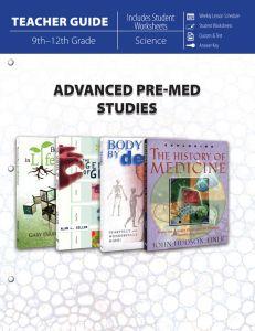 Advanced Pre-Med Studies (Teacher Guide - Download)