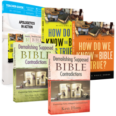 Apologetics in Action (Curriculum Pack)