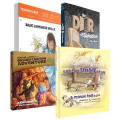Basic Language Skills (Curriculum Pack)
