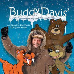 Buddy Davis' Y Los Extraordinarios Animales De La Era De Hielo