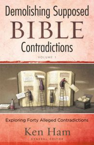 Demolishing Contradictions: Volume 1