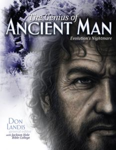 The Genius of Ancient Man (Scratch & Dent)