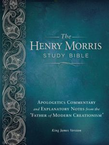 The Henry Morris Study Bible (Casebound - Scratch & Dent)