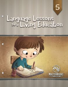 Language Lessons for a Living Education 5