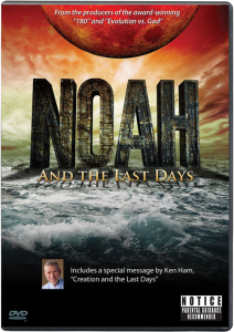 Noah: and the Last Days (DVD)