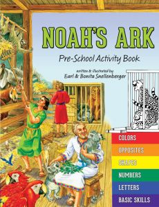 Noah's Ark: Pre-School Activity Book