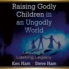 Raising Godly Children in an Ungodly World (MP3 Audiobook Download)
