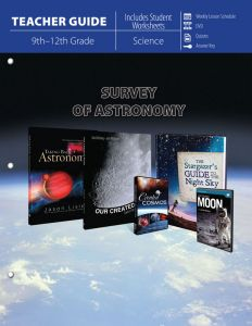 Survey of Astronomy (Teacher Guide - Download)