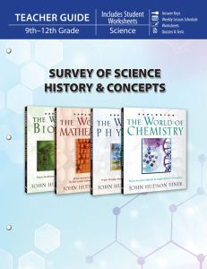 Survey of Science History & Concepts (Teacher Guide)