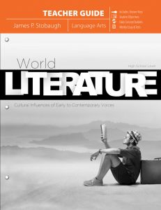 World Literature (Teacher Guide - Scratch & Dent)
