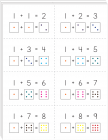 Flash Cards - Addition & Subtraction