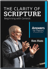 Answers for Pastors: The Clarity of Scripture (DVD)