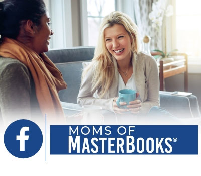 Moms of Masterbooks on Facebook